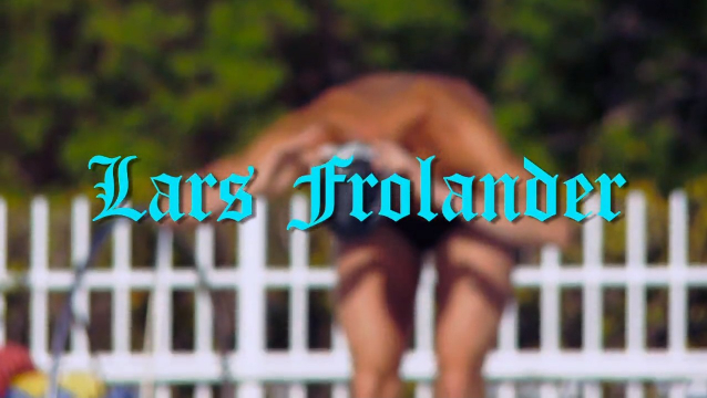 Swim Lars Frolander