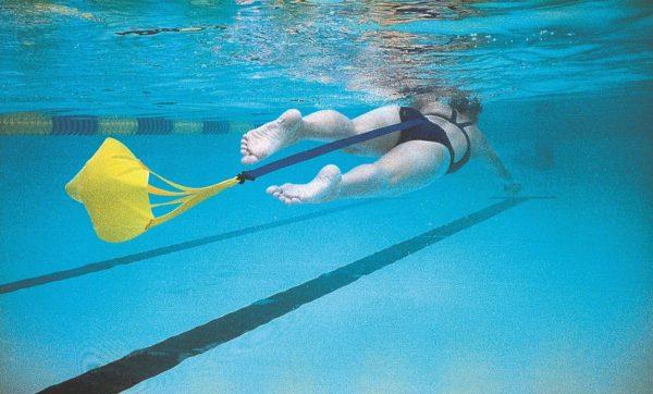 """Stetchcordz 8"""" Swim Parachute"""