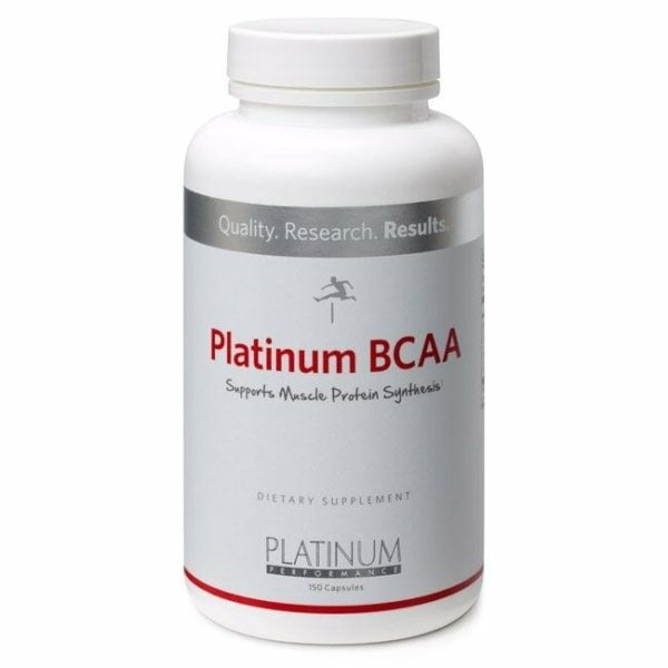Platinum BCAA Plus