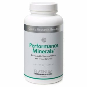 Platinum Performance Minerals