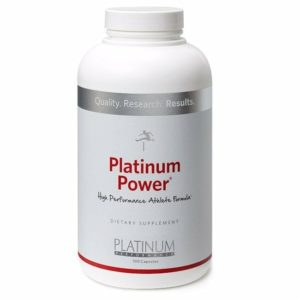 Platinum Power 300 Capsules