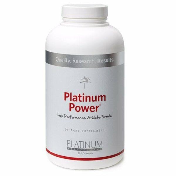 Platinum Power 300 Capsules