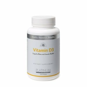 Platinum Vitamin D3