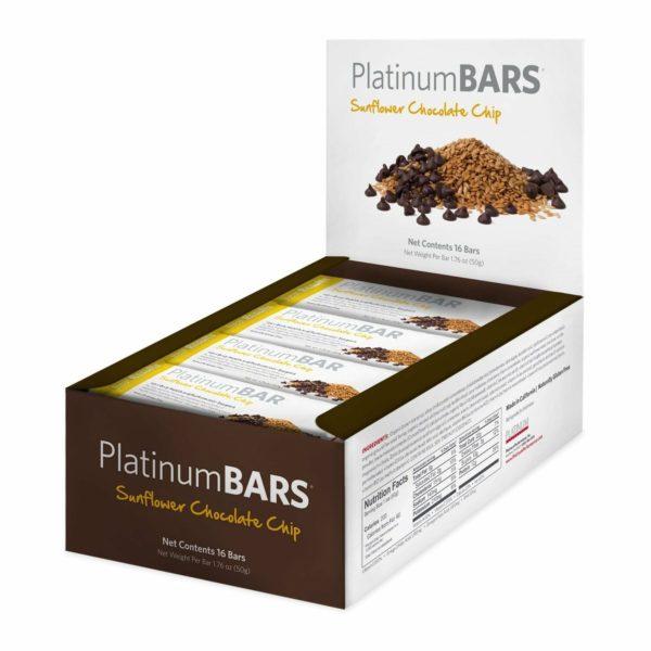 Platinum Lifestyle Bar in Sunflower Chocolate Chip