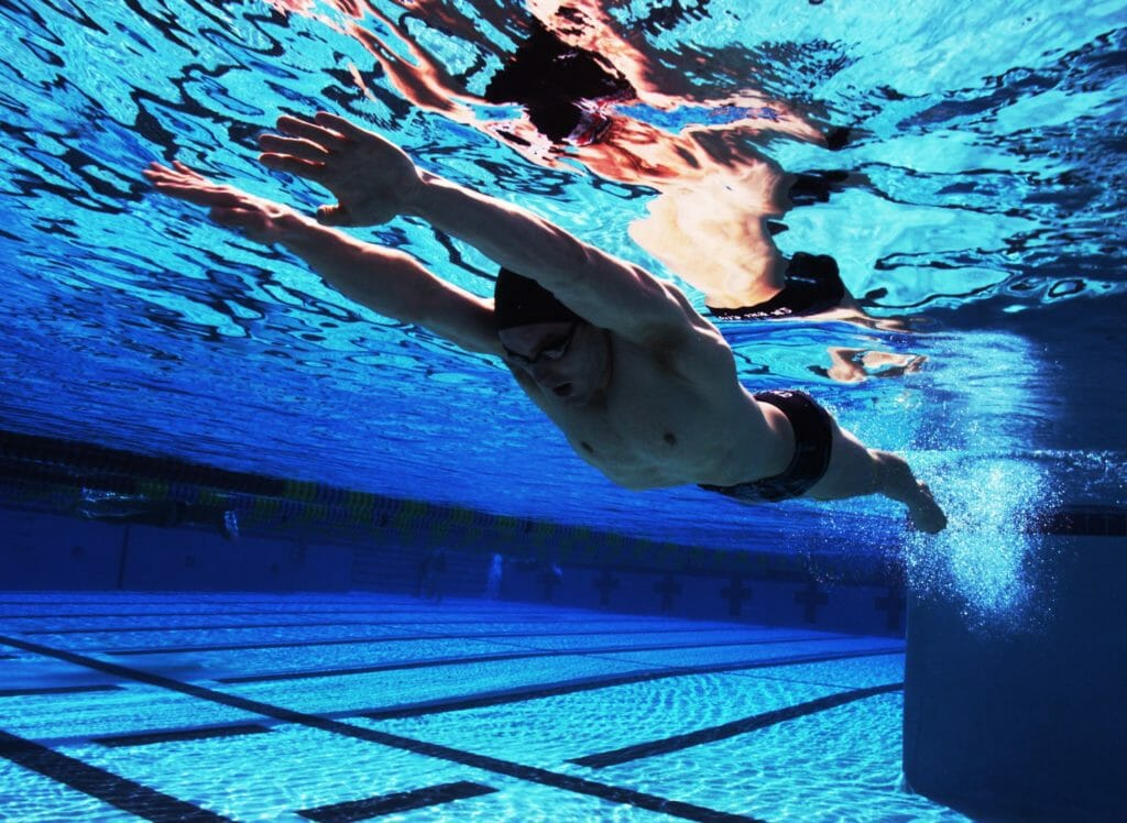 swimming training programs