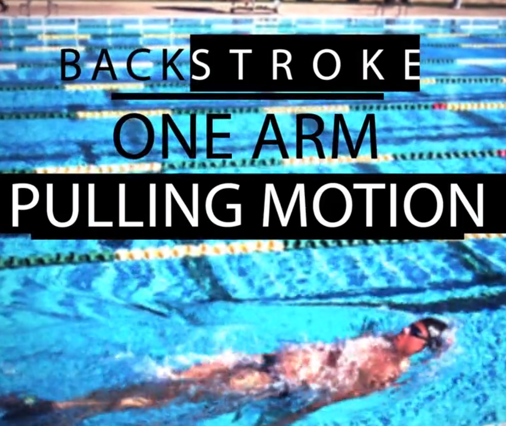 Pulling Correctly In Backstroke The Race Club