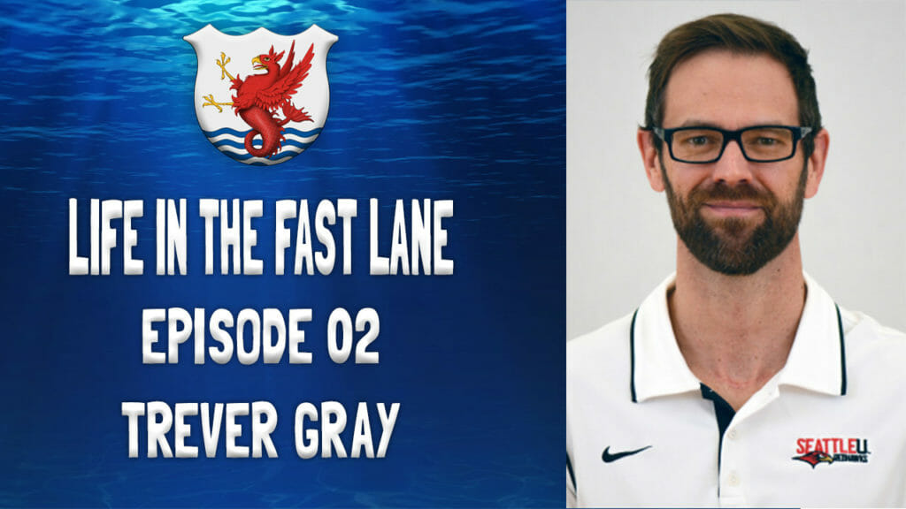 Swim faster with breathing techniques | Life in the Fast Lane - Episode 02 - Trever Gray