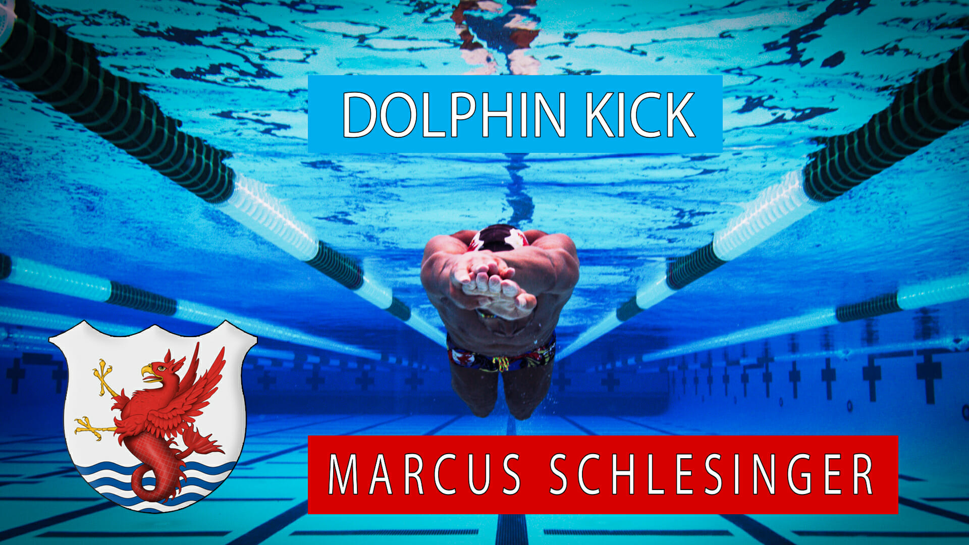 Dolphin Kick: Underwater Dolphin Kick Technique by Olympic