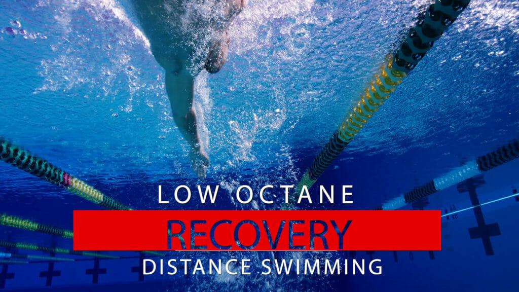 low octane freestyle swim technique
