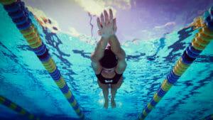 swim video