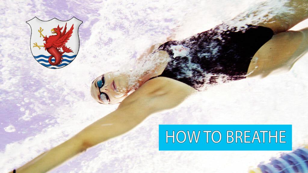 breath in swimming