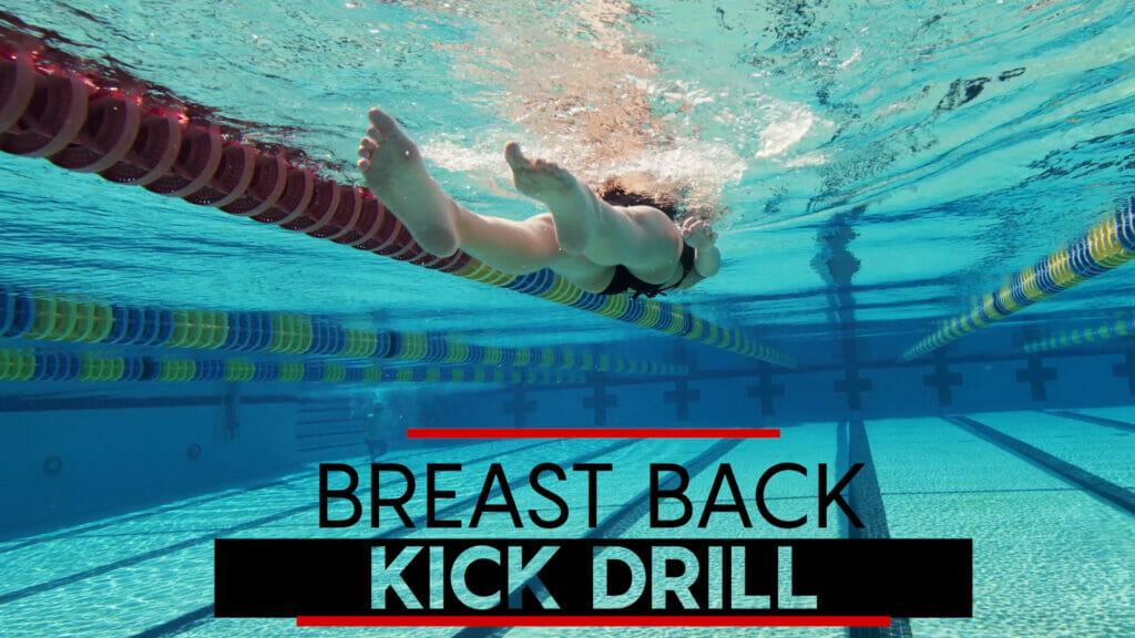 breaststroke kick