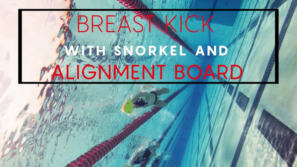 breaststroke kick