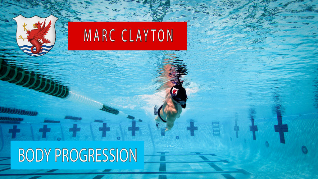 Marc Clayton Freestyle Body Position