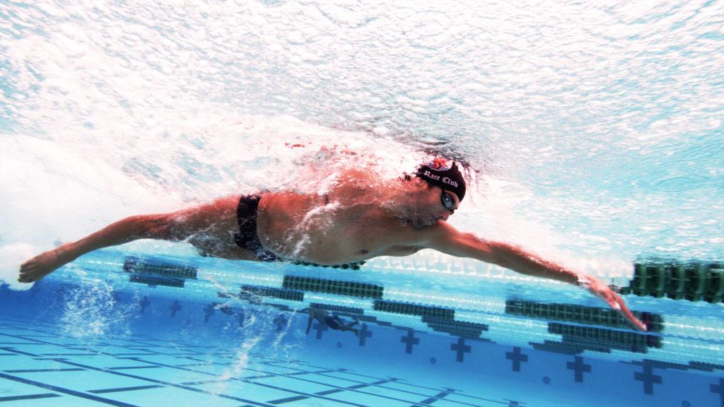 Correct Pulltion Motion Sprint freestyle